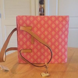 Pink Dooney and Bourke Tote